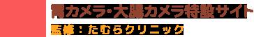 大阪市北区・内視鏡検査(胃カメラ・大腸カメラ)特設サイト